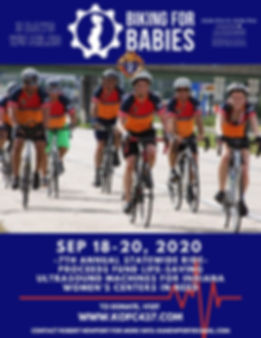 Biking for Babies Indiana Knights of Columbus Local Ride