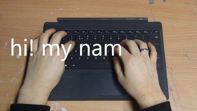 hi my name is cody
