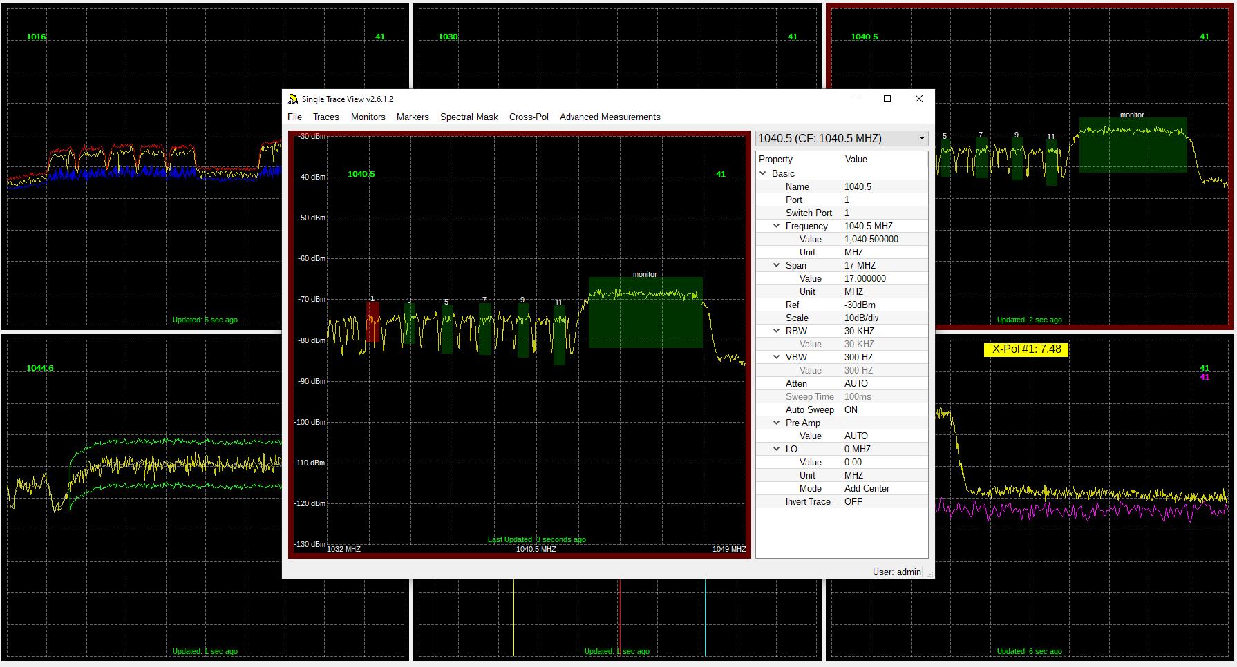 ASM Monitors