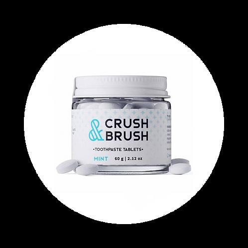 Crush & Brush - Mint