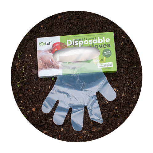 Compostable Gloves x200