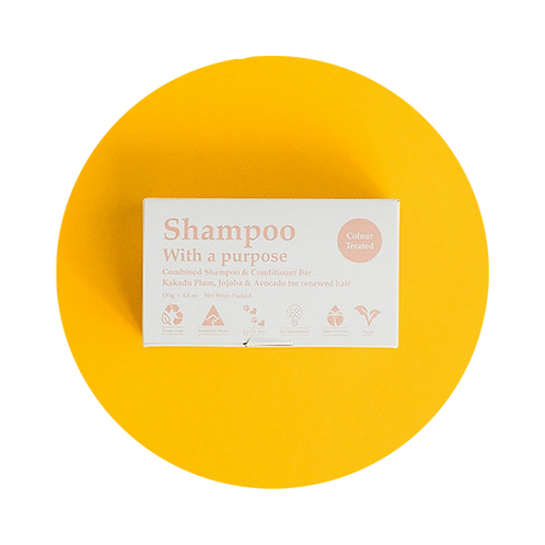 Shampoo Bar - Colour Treated