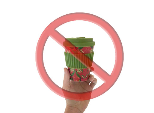 Bamboo Coffee Cups 🌏🚫