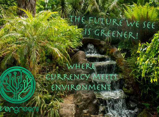 Earn Crypto while caring for the environment!