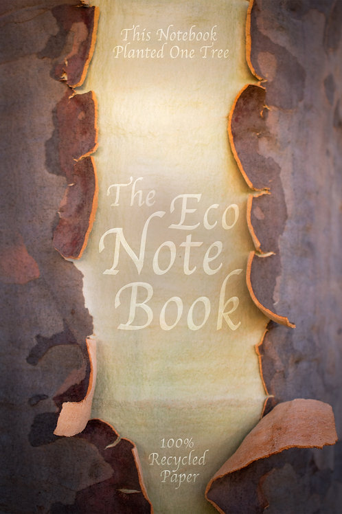 The Eco Notebook (A4 Edition)