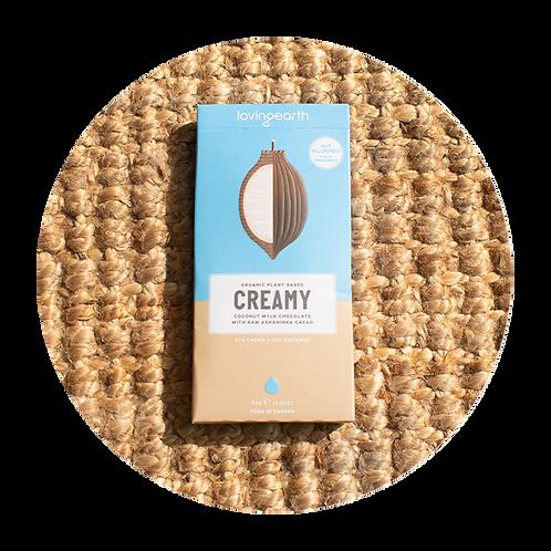 Creamy Coconut Mylk Chocolate