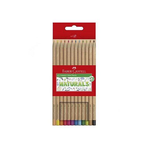 Sustainable Colouring Pencils
