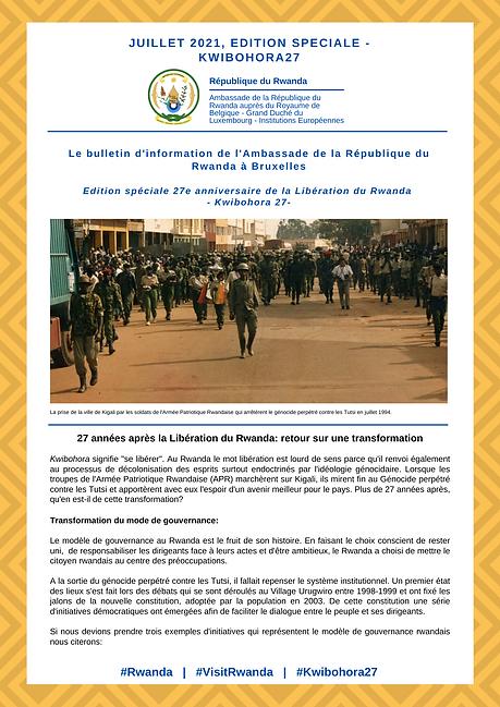 (FR) Special Edition - Kwibohora Newsletter Juillet 2021 - papier.png