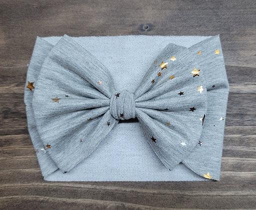 Starlight Bow Child Headband