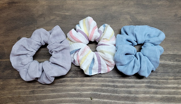 Lollipop Scrunchie Set