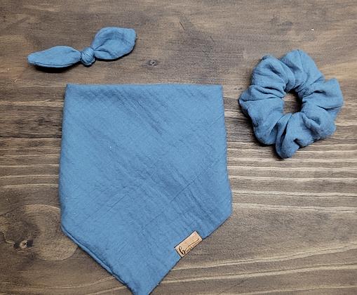 Blue Bonnet Set