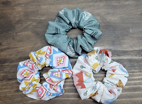 Mini Southwest Scrunchie Set