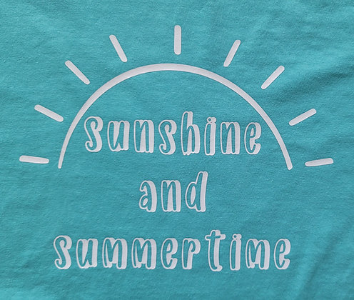Sunshine & Summertime