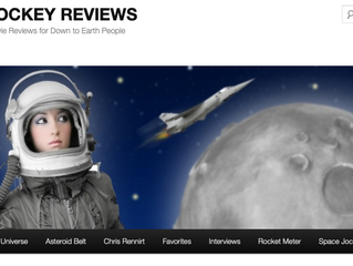 News Article: SPACE JOCKEY REVIEWS