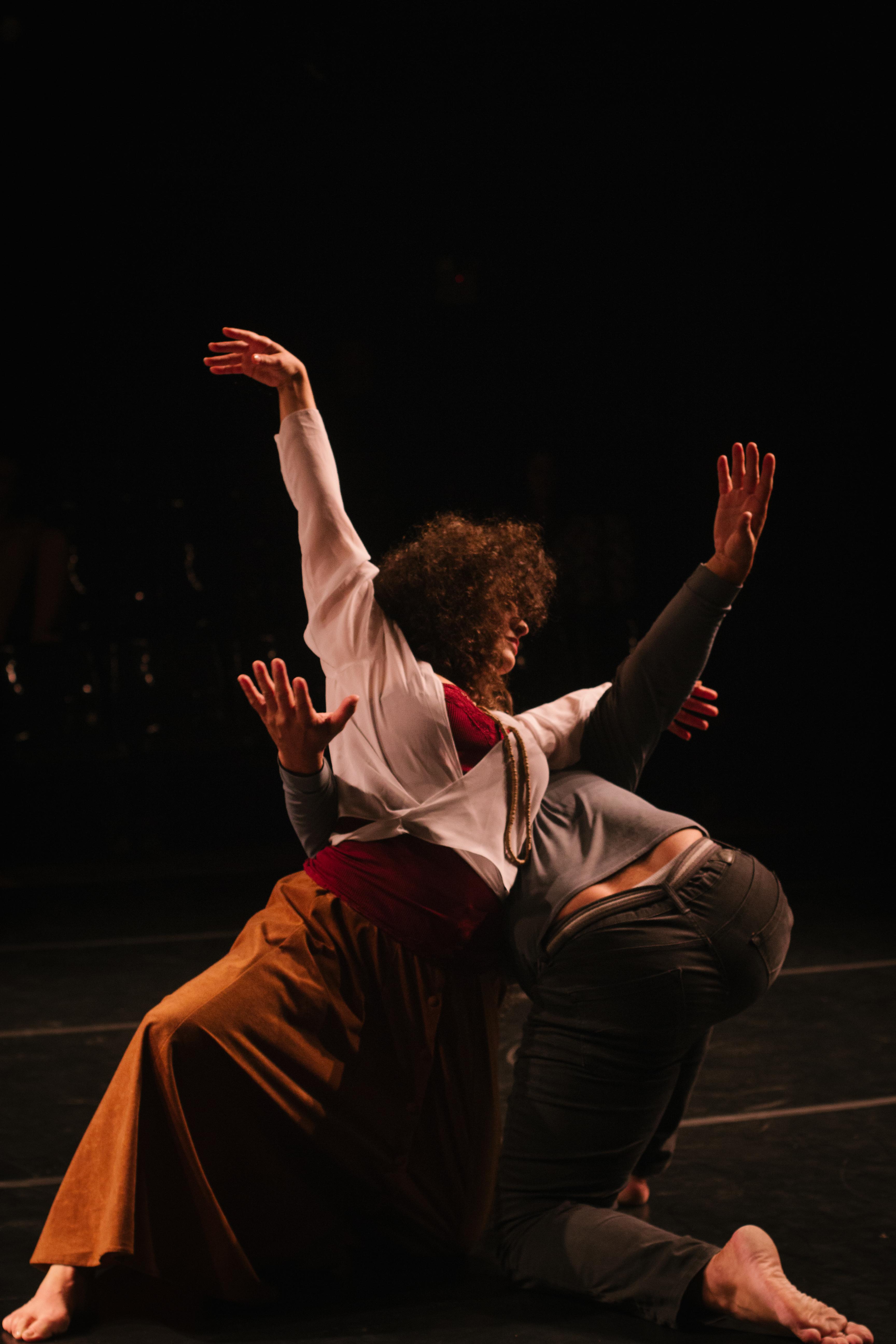 Dance with Paulo Mantuano