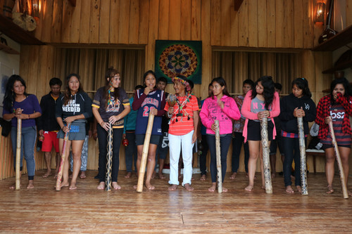 Guarani Kaiwoa tribe