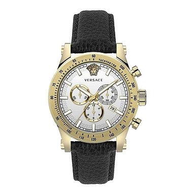 Versace VEV800319 Sporty Montre Hommes Chronographe