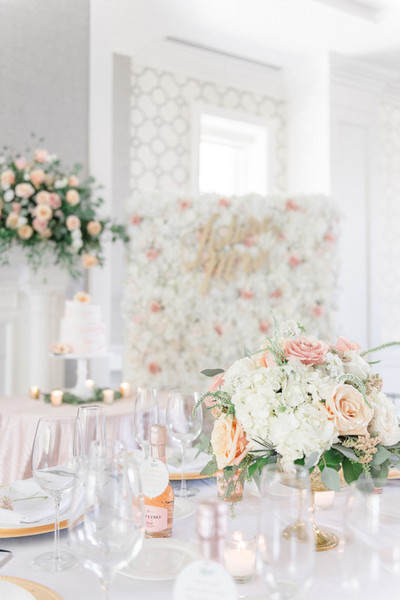 with Peonies Events and Nicol Floral Design and Francesca Michetti Photography