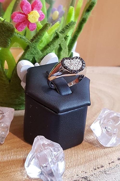 Damenring, 925 Silber