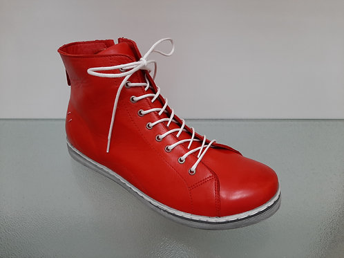 Andrea Conti Sommerboots, rot