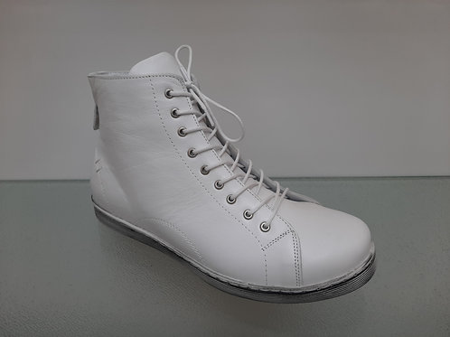 Andrea Conti Sommerboots, weiss