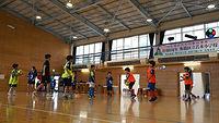 若木小学校|若木っ子|フットサル体験|FCプリマヴェーラ