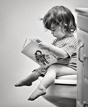 """Como ensinar crianças a """"largar"""" as fraldas"""