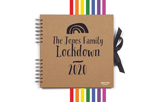 Lockdown 2020 Scrapbooks