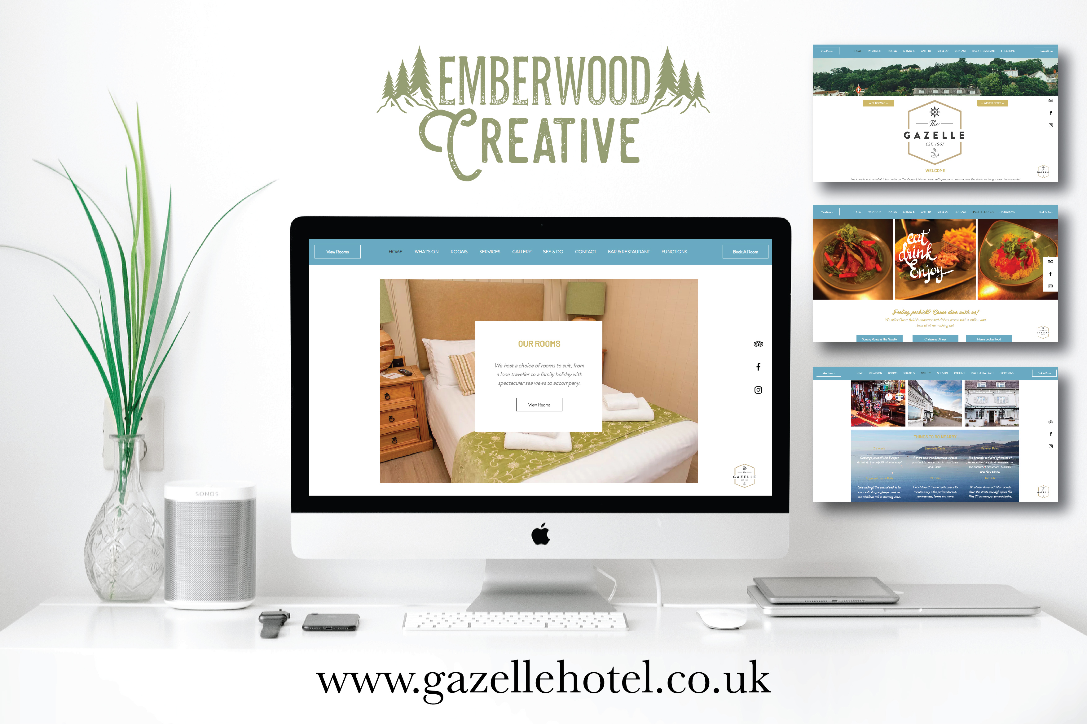 Web Design Anglesey
