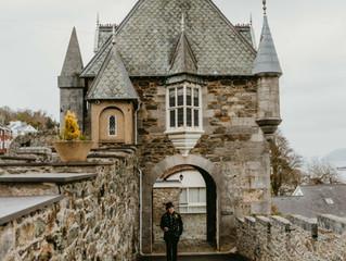 Alternative Hand-fasting Pagan Wedding at Chateau Rhianfa, Anglesey