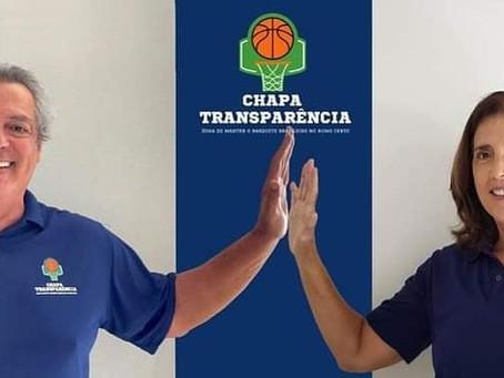 Guy Peixoto Jr e Magic Paula são eleitos para presidência da CBB