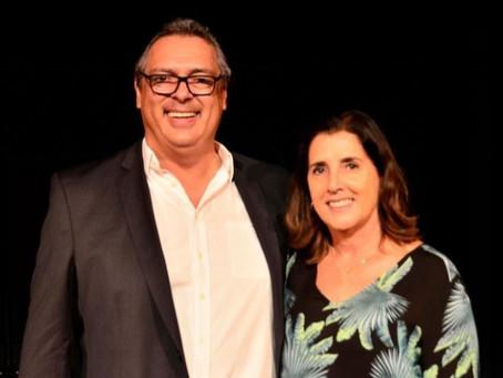Com Magic Paula como vice, Guy Peixoto Jr concorre à reeleição na CBB