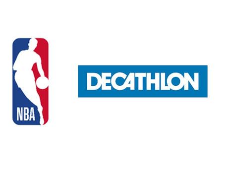 DECATHLON é anunciada como nova licenciada oficial da NBA