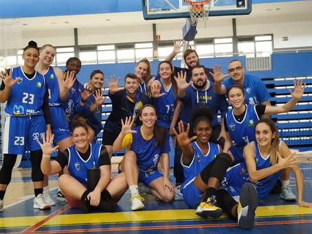 La Salle Melilla conquista grande vitória diante do vice-líder da Liga Feminina