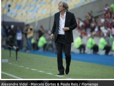 Está na hora de Jorge Jesus agradecer o Flamengo