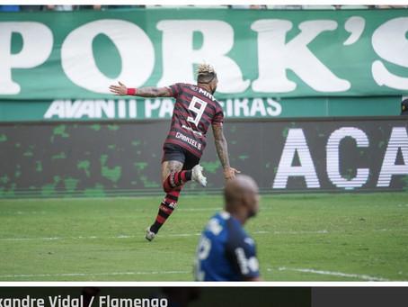 Os gols de Gabigol