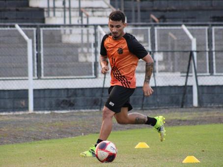 Igor Gabriel está pronto para estrear pela Inter de Limeira