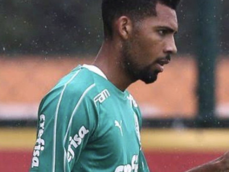 Barcelona descobriu Mateus Fernandes antes do Palmeiras