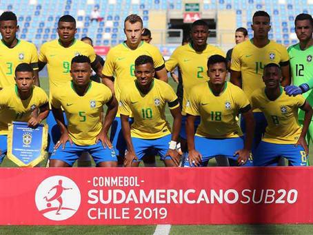 Futebol brasileiro chora pelos meninos mortos e pelos meninos sem futuro