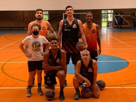 São Paulo DC recebe nomes importantes do Basquete 3x3