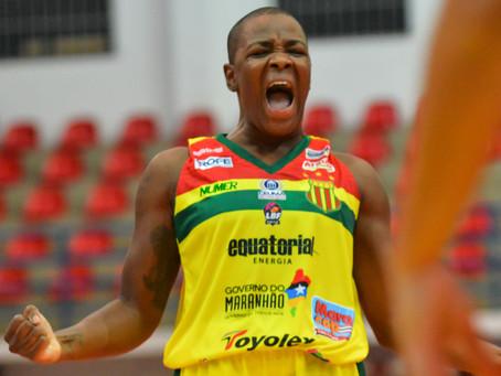 Gil Justino está feliz por retornar ao Sampaio Basquete