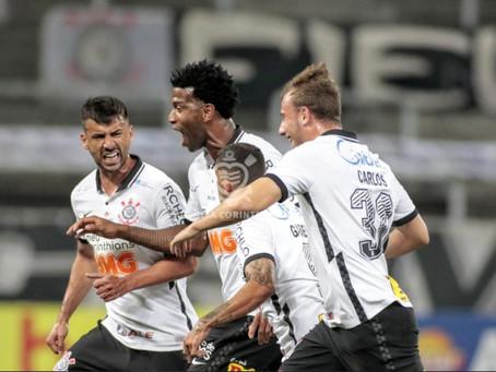 Perigo para os concorrentes. Corinthians está vivo de novo