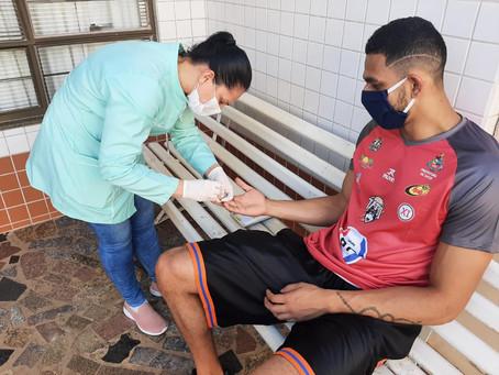 """Basquete Tatuí cria """"bolha"""" para retorno seguro dos treinos"""