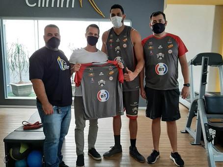 Basquete Tatuí firma parceria com a Climm para área de fisioterapia