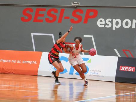 Sesi Araraquara quer aproveitar bem a semana para chegar preparado ao playoff