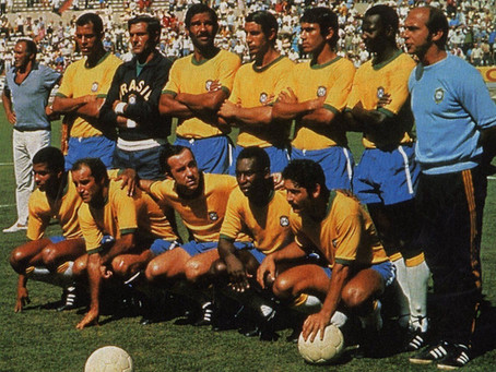 Futebol brasileiro voltou a ser vitorioso na Pandemia