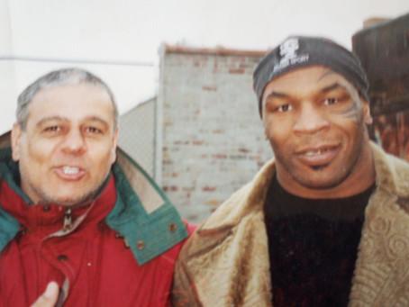 Sidney Ubeda vê vantagem para Tyson
