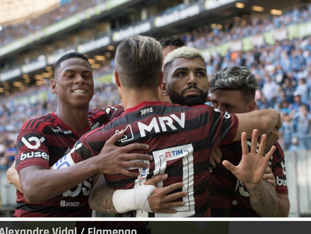 O Flamengo encanta e incomoda o futebol brasileiro