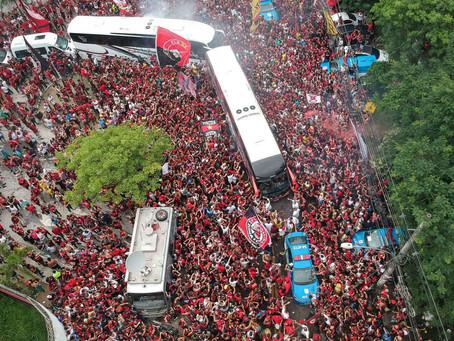O Flamengo é Brasil na Libertadores?