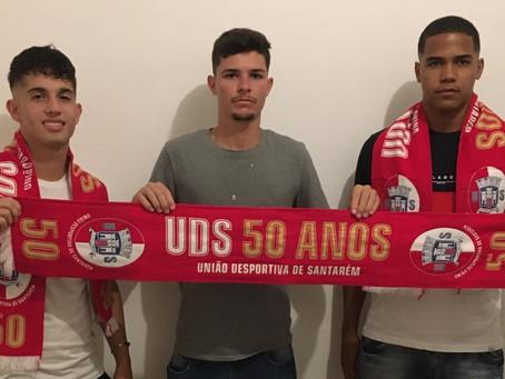 União Desportiva de Santarém apresenta elenco para temporada 2020/2021